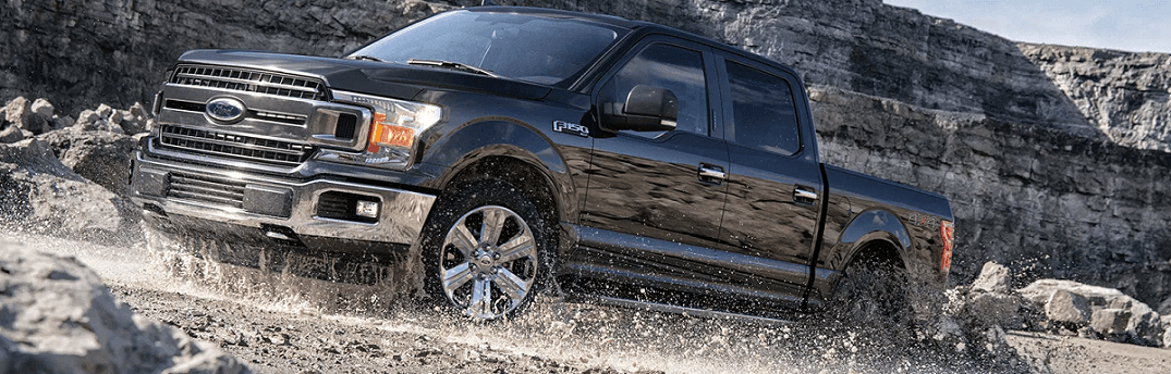 2019 Ford F-150 Sports - off Roading