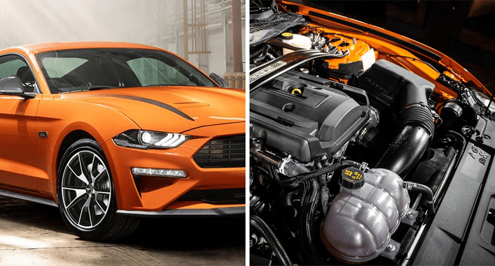2020 Ford Mustang Power & Performance