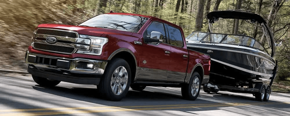 Ford F-150 Towing Capacity
