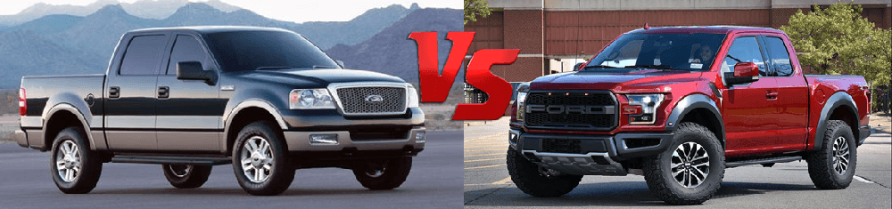 New Ford F 150 vs Used Ford F 150