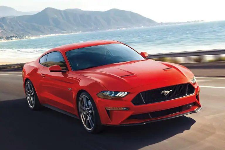 2020 Mustang GT